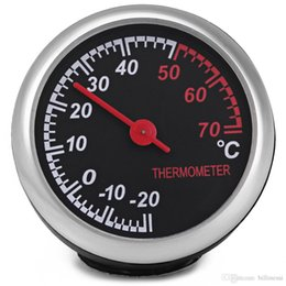 2019 hd auto-tuner Auto Mechaniker Thermometer Pointer für 12 V Auto Auto Thermometer Diagnose-Tool 4 cm durchmesser Temperatur Tester Gauge Durchmesser + B