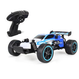 полицейский удаленный автомобиль Скидка RC Car 1/20 Scale 2.4G Electric Remote Control Car 50KM/H High speed RC Climbing Off-road vehicle