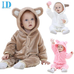 Infant Romper Baby Boys Girls Jumpsuit Bear New Born Bebe Clothing Hooded Toddler Baby Clothes Cute Animal Romper Baby Costumes  sc 1 st  DHgate.com : cheap baby costumes  - Germanpascual.Com
