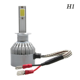 Wholesale Kit Led H1 - FREE SHIPPING CHEAPEST LAND C6 AUTO LED BULB LAMP KIT LIGHTS 72W 7600 LM, IP68 H1 H3 H4 H7 9004 9006 9005 9007 9012 H11 H13