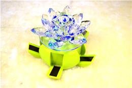 Canada Usine électronique solaire présentoir rotatif Lotus plateau en forme de pomme plaque tournante pour bijoux montre lunettes vitrine électronique utile Offre