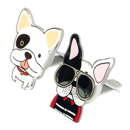 Wholesale funny shapes - New Arrival Funny Air Freshener Car Air Vent Perfume Solid Fragrance Cute Dogs Shape Auto Decors Car-styling
