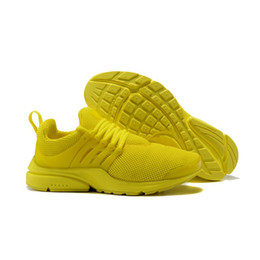Wholesale hot basketball shoes - HOT SALE 2018 New Presto Essential BR QS Mens Running Designer Women Luxury Brand Sports Shoes for Men Trainers Sneakers