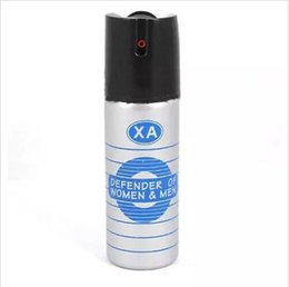 Wholesale Self Security - Hot sell Self Defense Device Personal Security 60ML Pepper Spray Women Defender