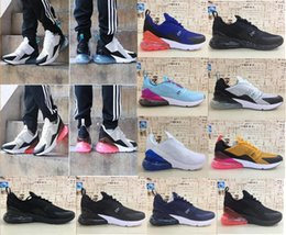 Wholesale Boot For Men Winter Shoes - Newest design Flair 270 Shoes mans training sneakers 2018 Running Shoes for men women boots walking sport boosts fashion athletic shoe