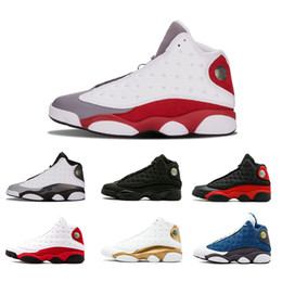 Wholesale top china shoes - 2018 New 13S China mens basketball shoes top quality outdoor sports shoes for men many colors US 8-13 Free Drop Shipping