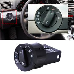 cable usota toyota Rebajas nterior Piezas Interruptores Relés DWCX Car Front Función AUTO Faros delanteros Foglights Switch Control 8E0941531D para Audi A4 B6 B7 2002-2004 2005 ...