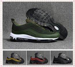 Wholesale big cheap shoes - Big Size 40-47 Mens Trainers Sport Shoes Zapatillas Hombre 97 KPU Plastic Cheap Designer Shoes Fashion Wholesale Outdoor 97