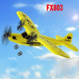 Canada Télécommande RC Avion Planeur Avion Avion EPP mousse 2CH 2.4G Hélicoptère de contrôle radio mini Jouets #TX cheap airplane control radio Offre