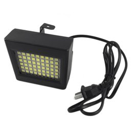 Wholesale led emergency strobe light bar - ICOCO 1pcs 2017 New Quality 54 LED Emergency Vehicle Strobe Lights Bars Warning Deck Dash Grille hot