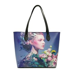 334b21220d17 FORUDESIGNS Skull PU Leather Women Handbags