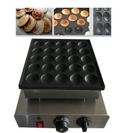 Wholesale Hole Maker - Free Shipping Cost 25 holes Mini Pancake machine with Good quality Poffertjes Maker