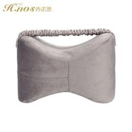 Wholesale Bone Clips - High elasticity comfortable memory cotton clip leg pillow Pregnant women with anti-swollen clip Leg pad pillow