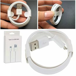 Wholesale Boxing Types - V8 Micro USB Charger I5 I6 Cable Type C cable A+++ Quality 1M 3Ft Sync Data Cable for Samsung S6 S7 S8 For Phone I5 I6 I7 With Retail Box