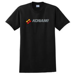 Canada Konami Japanese Retro T-Shirt Jeu Vidéo S-5XL Choisissez Couleur Offre