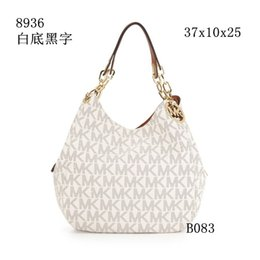 Wholesale tassel pu hobo - 2018 Brand New Casual Tote Women's Shoulder Bags Cow Genuine Leather Women Bags Designer Brand Female Handbags Hobo Crossbody Bags purse 01