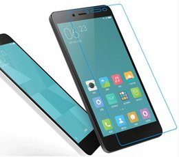 Argentina Vidrio templado para Xiaomi Redmi 5A 4A 3S Nota 3 S Pro Prime Mi5 Mi4 Mi4i Mi4C Mi 5 Nota 2 Protector de pantalla Película de cubierta protectora Suministro