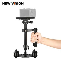 2020 steadicam della macchina fotografica Stabilizzatore palmare Steadycam S40 40CM per steadicam Videocamera Nikon GoPro AEE DSLR Canon Nikon steadicam della macchina fotografica economici