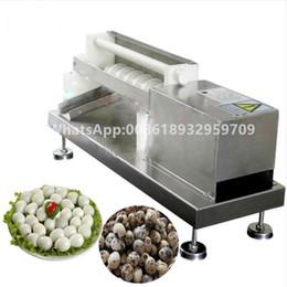 El más nuevo diseño de alta eficiencia máquina de procesamiento de huevos hogar manual codorniz máquina de pelado de huevos máquina de descascarillado desde fabricantes