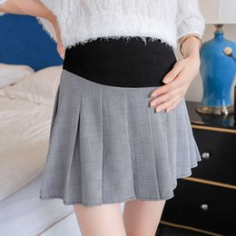 903728332053a pleated skirt pregnant NZ - Pregnant women 2018 new skirt summer tide MOM  pregnant wear loose