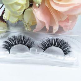 806894878d2 Seashine 10pair Lot 3D False Eyelashes handmade Voluminous 3D Silk Fake  Eyelashes For Eye Lashes Makeup Factory price free shipping
