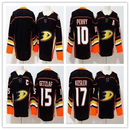 Wholesale hockey jersey kesler - 2018 Anaheim Ducks Jersey 17 Ryan Kesler 10 Corey Perry 15 Ryan Getzlaf Hockey Jerseys
