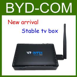 Nueva llegada Singapur starhub tv box V9 súper soporte de grabación de canales de actualización automática en línea V9 super Singapur starhub desde fabricantes