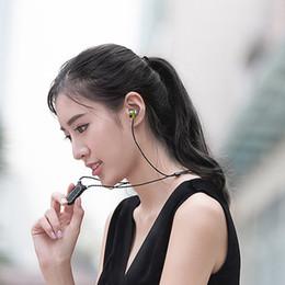 auriculares construidos mp3 Rebajas MIFO I2 inteligente Auricular Bluetooth Ver 4.2 piedras de afilar con una función de 8GB Reproductor MP3 resistente al agua en la oreja Auriculares con cable de Control Sport podómetro APP