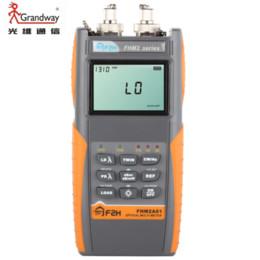 Wholesale Power Multimeter - Grandway FHM2A01 Fiber Optic Multimeter Optical Power Meter+Optical Light Source 1310 1550nm