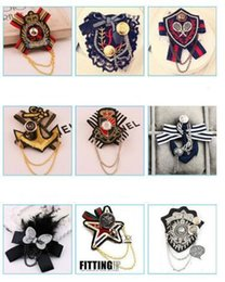 Wholesale American Red Cross Pin - 10pcs lot Mix Style Fashion Crystal Jewelry Brooches Pins For Jewelry Craft Gift BR05* Free Shipping