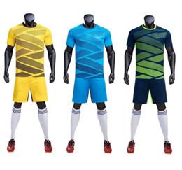 Equipos deportivos camisetas de fútbol online-¡Bienvenido! Cool New Team Fútbol Adultos niños Jersey trajes de entrenamiento personalizados, ropa deportiva, trajes deportivos, equipos de entrenamiento DIY Soccer Wear