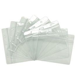 Пластиковые пакеты онлайн-20cs водонепроницаемый ID карты группа карты держатели для хранения сумки Прозрачные рукава протекторы пластиковые мягкие экранированные