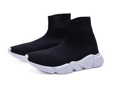 Deutschland Hohe Qualität Luxus Socke Schuh Geschwindigkeit Trainer Laufschuhe Turnschuh Geschwindigkeit Socke Rennen Läufer schwarz Schuhe männer frauen Sportschuhe mit box supplier women golf shoes Versorgung