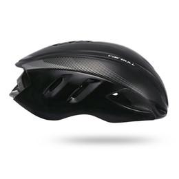 2019 caverna de bicicleta 2018 Novo capacete de bicicleta corridas de moto capacete da bicicleta da estrada Triathlon bicicleta MTB estrada Acessórios Aero