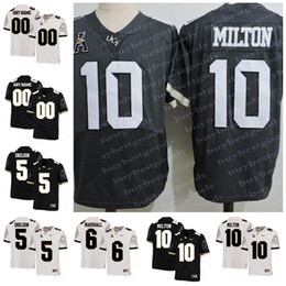 Custom NCAA UCF Knights 10 McKenzie Milton 5 Blake Bortles 18 Shaquem  Griffin 6 Brandon Marshall College Football Jersey Stitched 6cdac5815