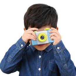 Mini cámara digital Cam para niños bebé de dibujos animados lindo juguete multifunción cámara niños cumpleaños mejor regalo desde fabricantes