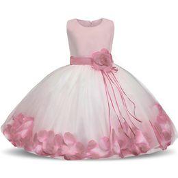 Canada Ai Meng bébé fleur bébé fille robe de baptême baptême vêtements nouveau-né fille 1 an anniversaire robe robes de soirée infantile porter supplier christening dresses for newborns Offre
