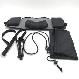 Masaje cuello cabeza almohada online-Almohada para colgar en la cabeza Aliviar la fatiga Masaje de cuello plegable Almohadas para mantones Multifunción Hogar Masajeador de oficina Conveniente Para llevar a 35 x X