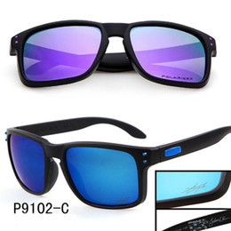 Wholesale sun glass polarized - Popular HOLBROOK Polarized Sunglasses for Men and Women Outdoor Sport Cycling Driving Sun Glasses Sun Shade Sunglasses for Summer