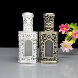 botellas de spray de lujo Rebajas 25 ml vacío estilo retro botella de spray de perfume, viaje hueco Fialted Vial Spray paquete, botella de perfume de lujo F20173602