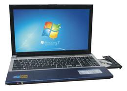 Juego de disco duro 8G DDR3 + 2000G Ordenador portátil 15.6 pulgadas Intel Celeron j1900 Computadora portátil Windows 10 de cuatro núcleos WIFI incorporado Bluetooth DVD-RW desde fabricantes
