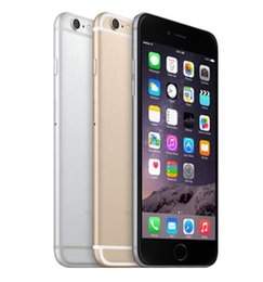 Canada 4.7inch Apple iPhone 6 Plus iphone6 ​​IOS Phone 8.0 MP appareil photo sans ID tactile 4G LTE débloqué téléphones remis à neuf cheap iphone without camera Offre