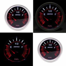 medidores Rebajas Medidor de nivel de combustible con indicador LED de 2