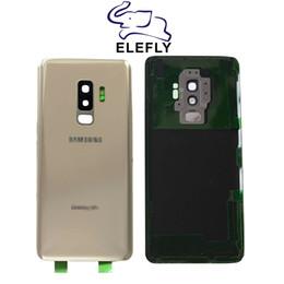 Canada Qualité OEM Pour Samsung S9 S9Plus Plus G960F G965F batterie de remplacement porte arrière logement couvercle en verre avec autocollant adhésif Offre