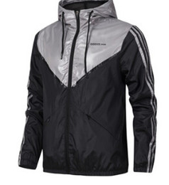 casaco esporte desportivo Desconto Cores remendadas homens moda slim fit jaquetas da marca outono queda esportes casaco com capuz casacos