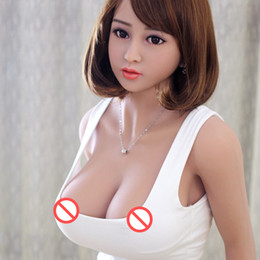 Wholesale Lifelike Sexy Silicone Love Doll - Modern Sexy Doll 158 cm Real Silicone Sex Dolls Fashion Style Love Doll TPE Lifelike Skeleton Sex Doll For Oral Breast Anal Sex