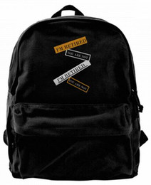 gifts for teens girls Coupons - I'm Retired You Are Not Retirement Gift Fashion Canvas Best Backpack Unique Camper Backpack For Men & Women Teens College Travel Daypack