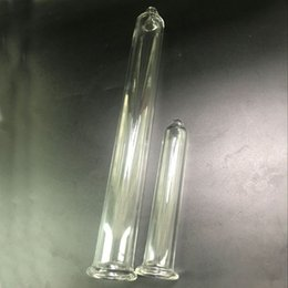 extractor de vidrio, extractor de tubo, tubo de vidrio de calidad de vidrio borosilacare tubo de extracción de aceite de planta envío gratis desde fabricantes