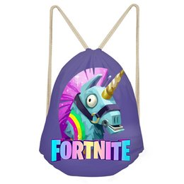281f2130babe Noisydesigns Drawstring Bags Students Book Bags School Fortnite Games 3D  Printing Backpacks Boys Girl Softback Storage