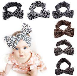 Bebé recién nacido Diademas Conejito Oreja Elástica Diadema Niños Accesorios para el Cabello Niños Cute Hairbands para Niñas Arco de Nylon Headwear Tocado desde fabricantes